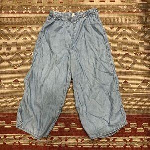 💙Wide leg pants